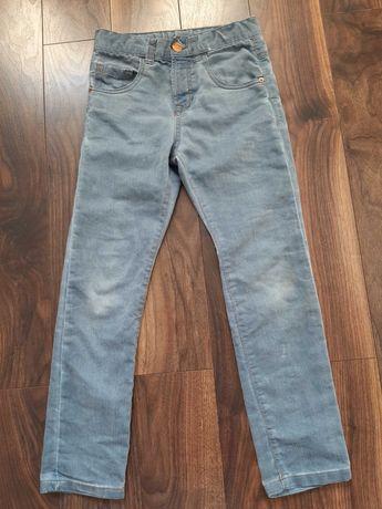 Spodnie chłopięce jeans Zara roz.128