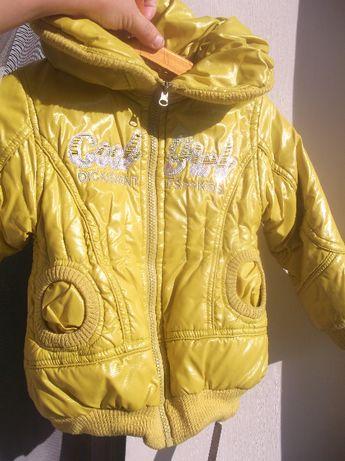 Демисезонная куртка на 1,5 -3,5 года