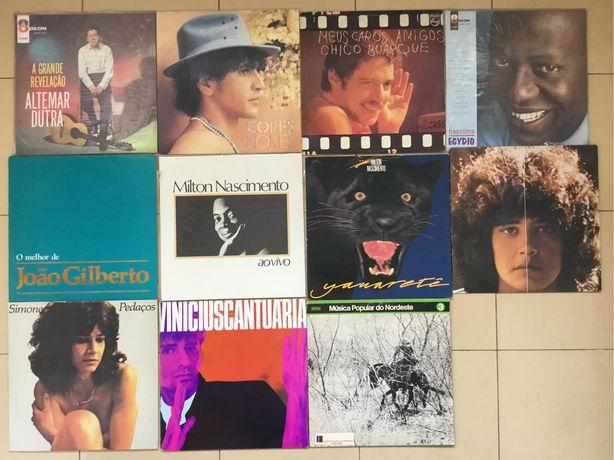 Discos de vinil musica brasileira
