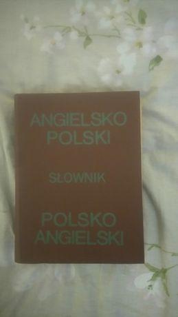 Podręczny słownik polski - angielski, angielsko - polski