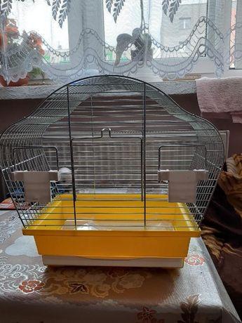 Klatka dla ptakow