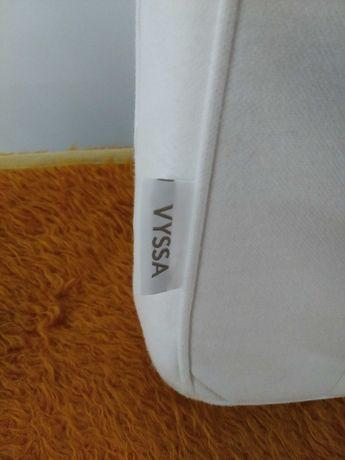 Materacyk dla dzieci Ikea vyssa 120x60