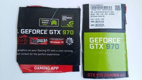 Geforce Msi gtx970 4gb