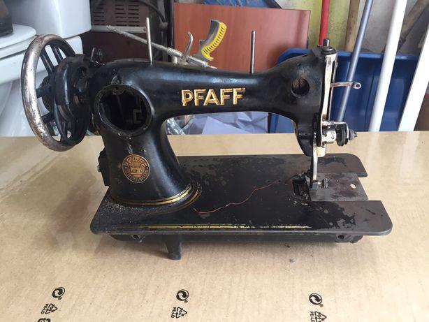 Niemiecka maszyna do szycia PFAFF PRL zabytki pamitki