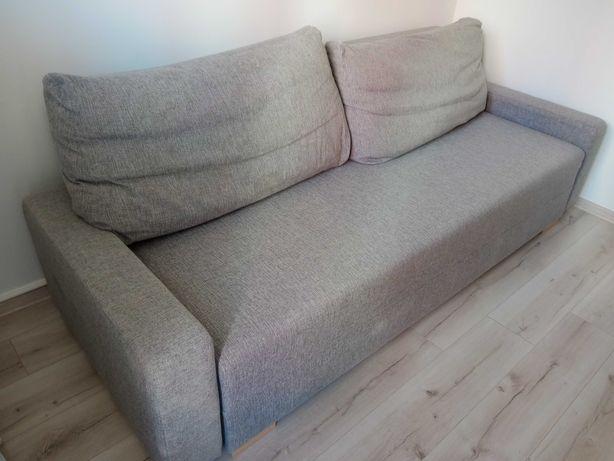 Wygodna kanapa z funkcją spania