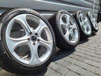 "Oryginalne Felgi Mercedes 18"" A B C E-klasa CLS CL SL Viano Vito"
