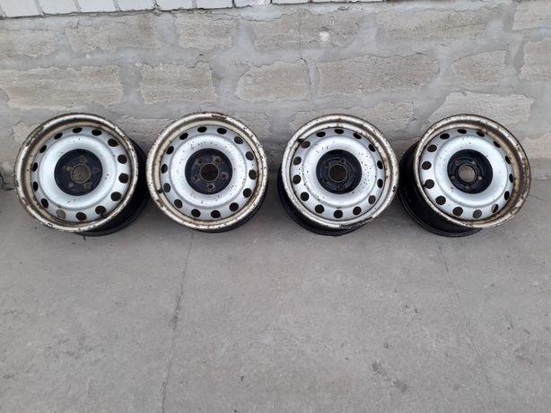 Felgi stalowe 16 cali 5x108 ET42 Fiat, Citroen, Peugeot, Toyota