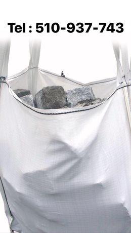 WORKI big bag beg bagi detal 10 sztuk ! 800 kg na zboże