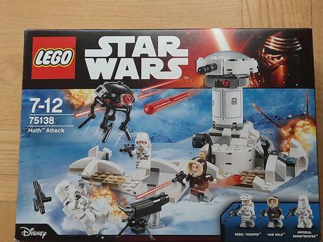 "Lego 75138 ""Hoth Attack"""