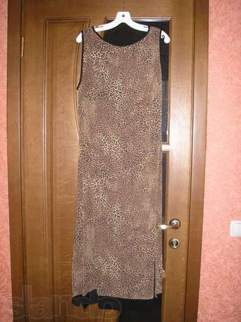 Gucci Roberto Caballi платье 2 в 1