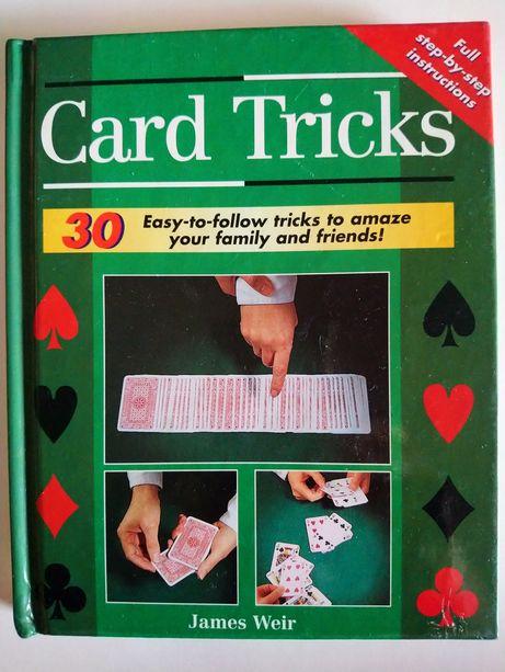 Книга Card Tricks на англійській мові
