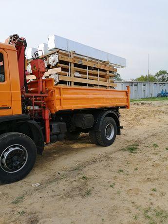 Usługi Transportowe Wywrotka Budzyn Margonin Pila