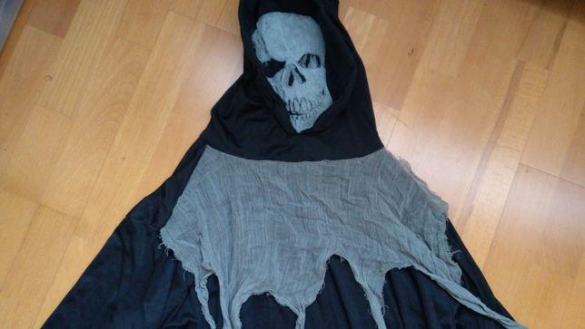 Przebranie strój karnawałowy karnawal męski kościotrup halloween