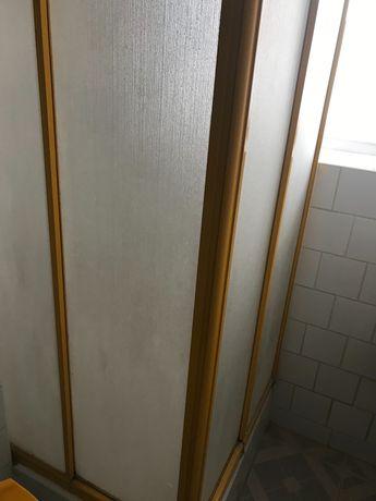 Kabina prysznicowa 80 x 80cm drzwi pleksi Brodzik Odpływ Gratis! Bstok