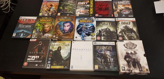 Gry PC różne kategorie