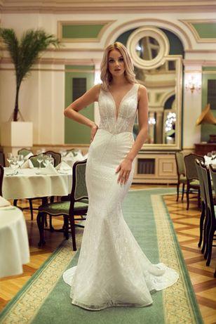Sukienka ślubną Iluzjone