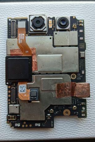 Kamera tylna przednia Xiaomi Redmi note 5 Pro czytnik linii