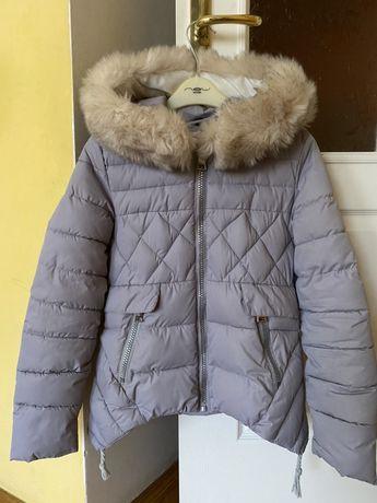 Курточка сіра НОВА!   (осінь|зима)
