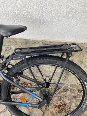 Porta bagagens bicicleta