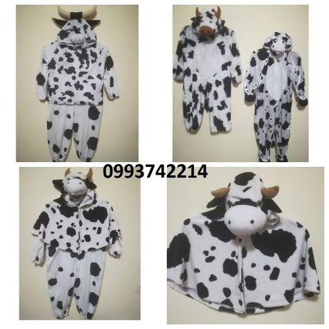 Новогодний костюм бычок бык коровка корова символ нового года