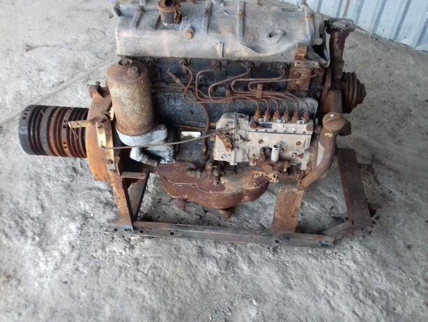 Silnik Mercedes OM 352A Turbo części
