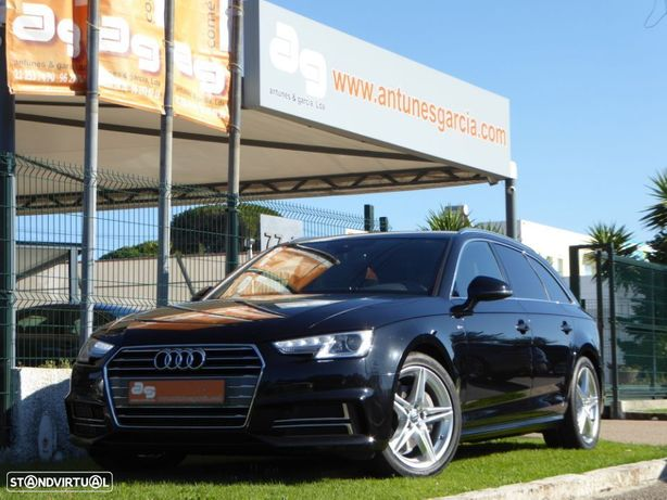 Audi A4 Avant 2.0 TDi S-LINE 190 cv