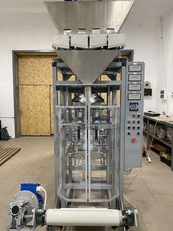 Фасовочно-упаковочный автомат с электронно весовым дозатором