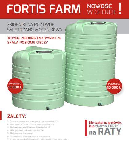 Zbiornik RSM FORTIS 10000 L RATY,LEASING 10 Lat Gwarancji !!!
