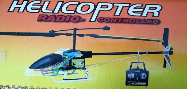 Helikopter latający