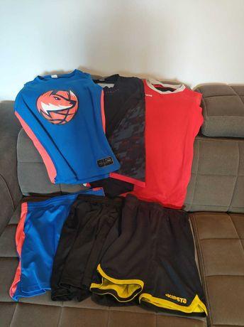 3 komplety stroju dla koszykarza 152 cm
