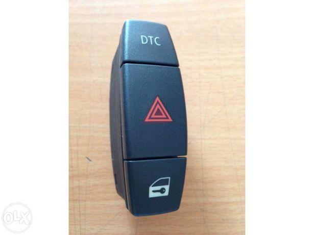 Módulo botões central dtc luzes perigo fecho portas bmw original
