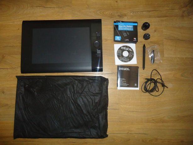 Tablet graficzny piórkowy Wacom Intuos4 PTK-840