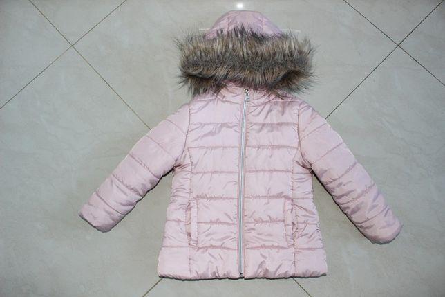 śliczna kurtka firma Pepco rozmiar 104 stan super