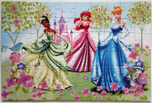 princess disney puzzle puzle trefl układanka