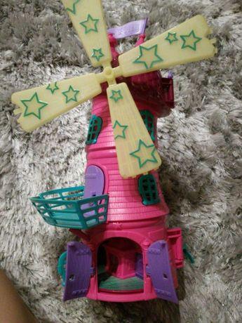 Kucyki pony domek,wieża, zamek