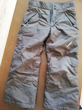 Spodnie narciarskie Wedze, rozm. 125/132 cm