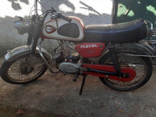 Motorizada Confersil Mayal