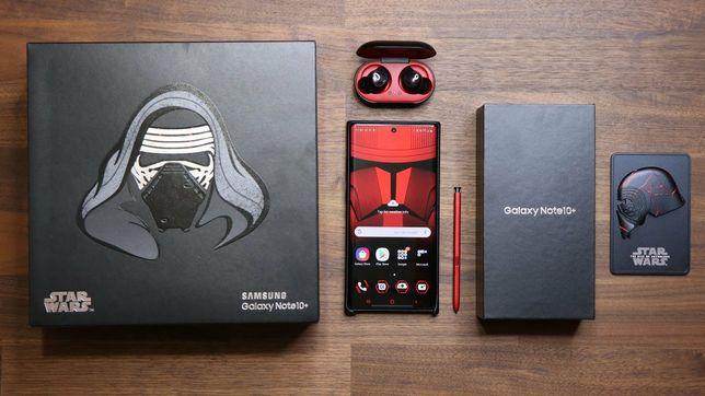 Samsung Galaxy Note 10+ Plus Star Wars Special Edition