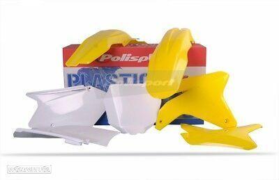 kit plasticos polisport suzuki rm 125 / 250