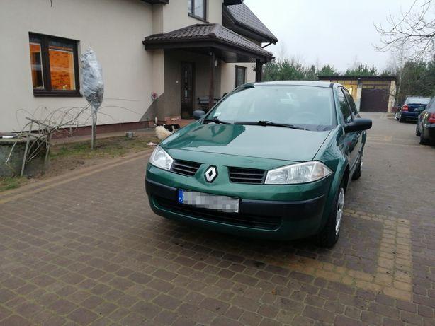 Renault Megane 1.4 16V 2004! Klimatyzacja!