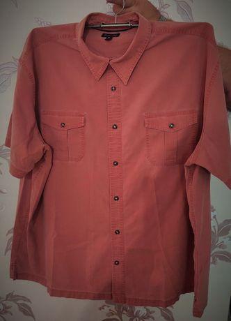 Рубашка больш. разм. 4 XL вор. 52 см.