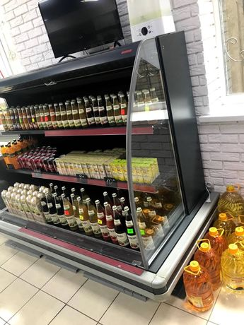 Холодильная Витрина. Регал, горка