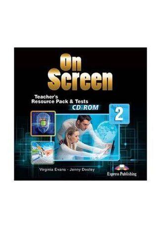 On Screen 1, 2 Teacher's Resource Pack & Tests CD-ROM