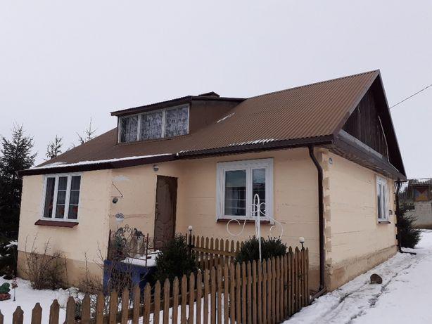 Dom wolnostojący z budynkiem gospodarczym w atrakcyjnej cenie