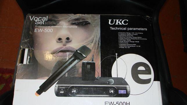Радиосистема UKC EW-500 H