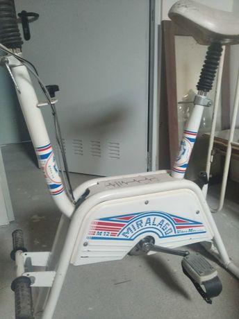 Bicicleta estática miralago retro vintage