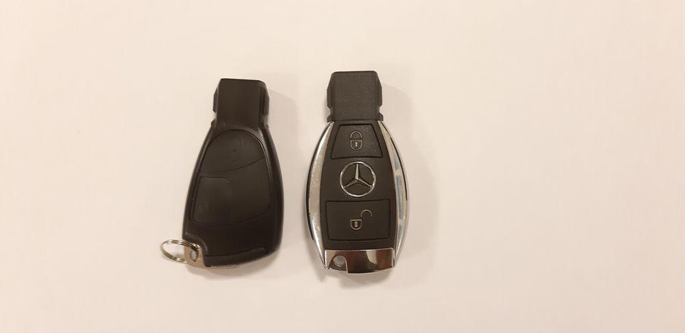 Mercedes A klasa B klasa kluczyk kodowanie dorabianie programowanie Szadłowice - image 1