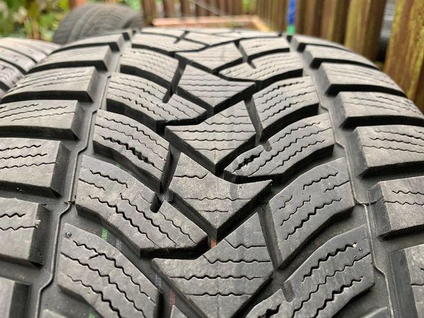 Opony Zimowe 225x50x17 Hankook x2 Dunlop x2