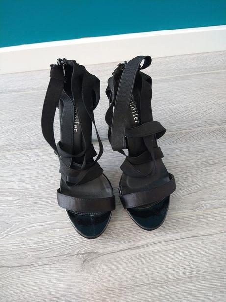 Buty sandały szpilki CC 40
