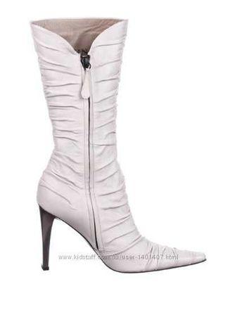 ботинки весна осень на каблуке VICINI